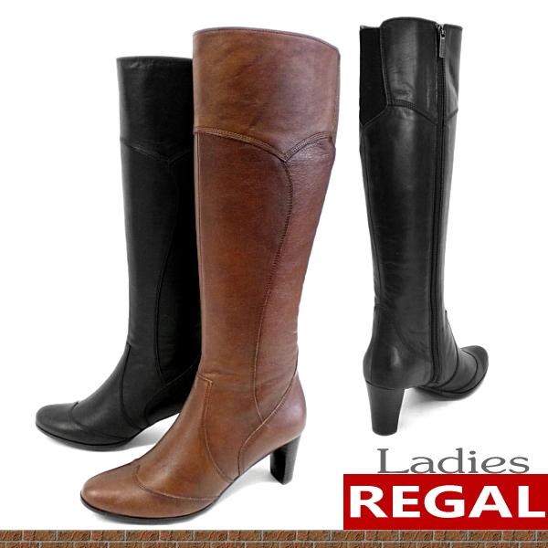 Reload of shoes   Rakuten Global Market: Boots ladies Regal REGAL ...