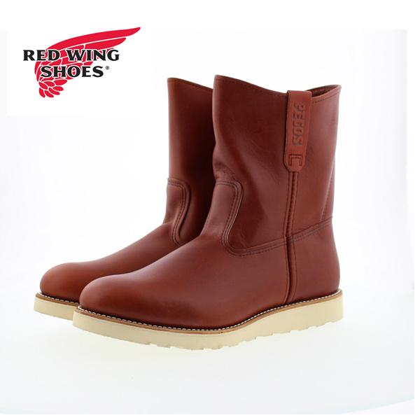 レッドウィング ペコス ブーツ レッドウイング メンズ 正規品 RED WING 8866