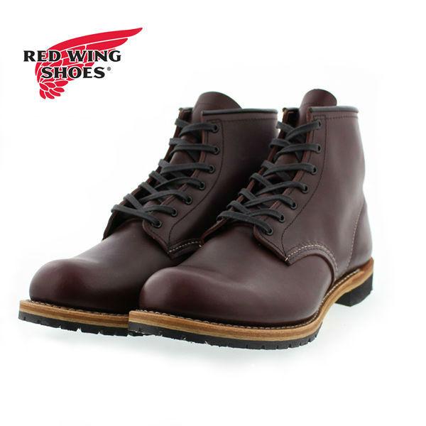レッドウィング ブーツ メンズ ベックマン 9011 ブラックチェリー RED WING 黒