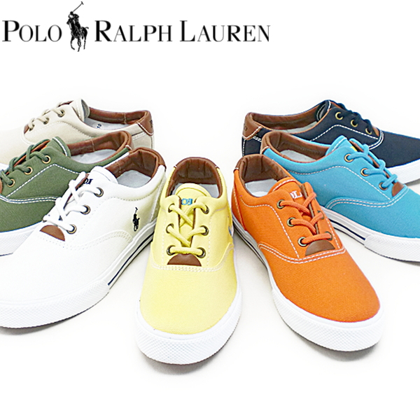 bd60b9bb4b Polo Ralph Lauren sneaker kids POLO RALPH LAUREN VAUGHN Vorgan kids shoes  children shoes boys girls-