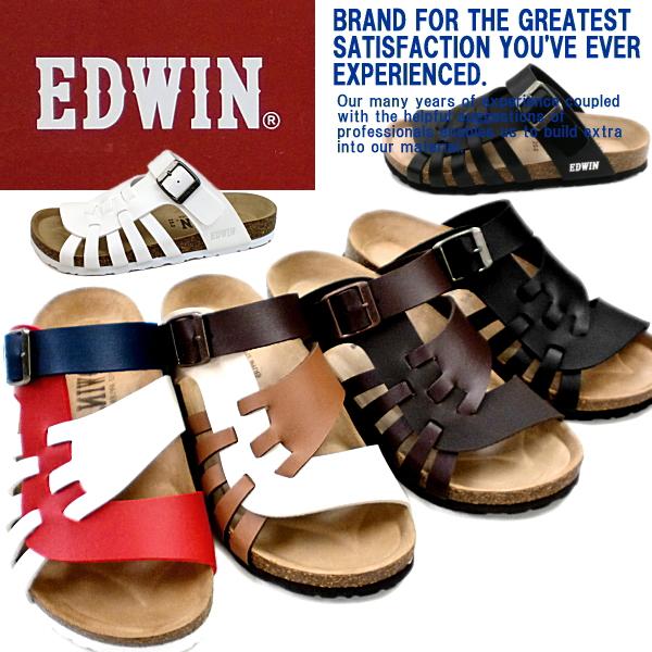 0d776af6030 EDWIN mens Sandals 9163 Edwin EW9163 casual sandal for men s sandal-men s