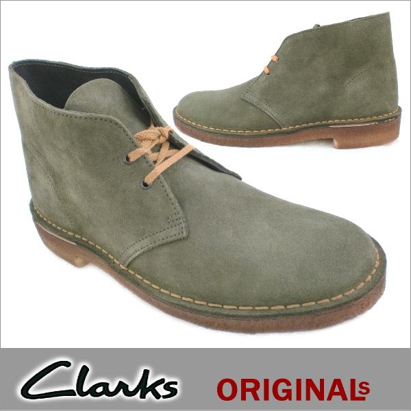 ClarksDESERT BOOT 250C デザートブーツ クラークスオリジナルズ・メンズ