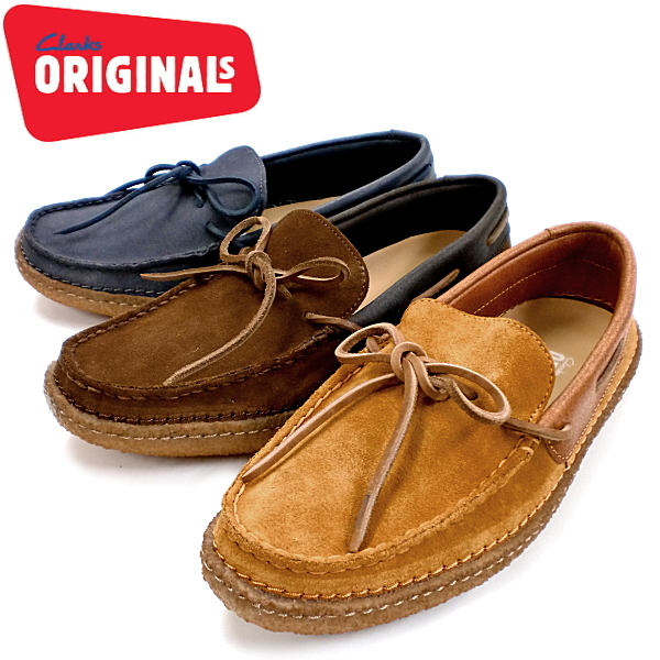 mens clarks originals