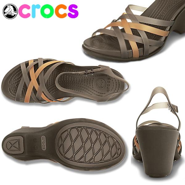 3c5bce3d8 ... Crocs Womens Wallace Sandals wedge crocs women huarache sandal wedge in 15  392 women's women's wedge