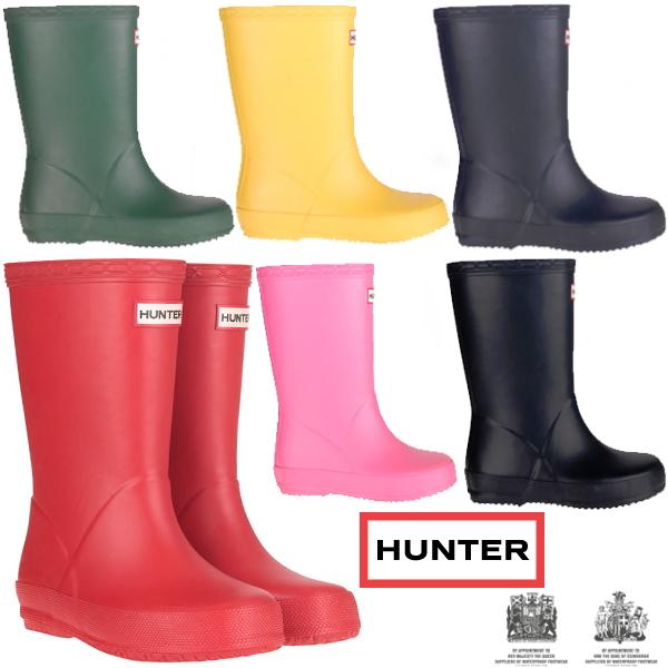 06a4425e53d Hunter kids first boots genuine original classic werry HUNTER ORIGINAL  FIRST CLASSIC WELLY boots for kids boys girls boots-