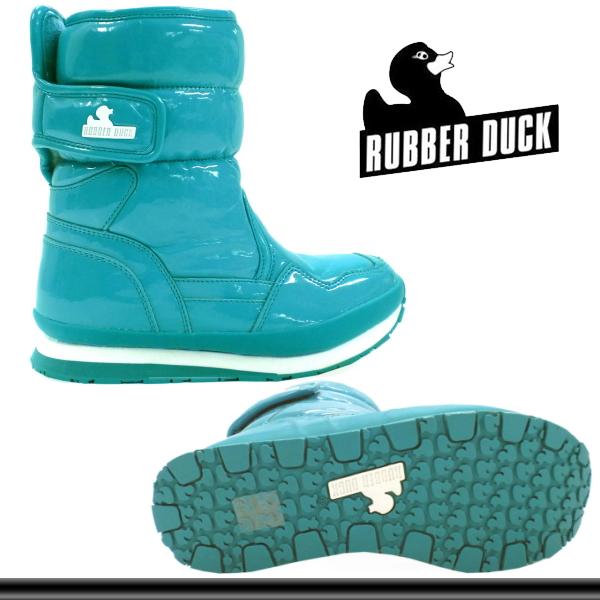 39604446a67 Rubber duck boots snowjoggers women's sporty snow joggers RUBBER DUCK Snow  SP Shiny/PU Viridian Green-