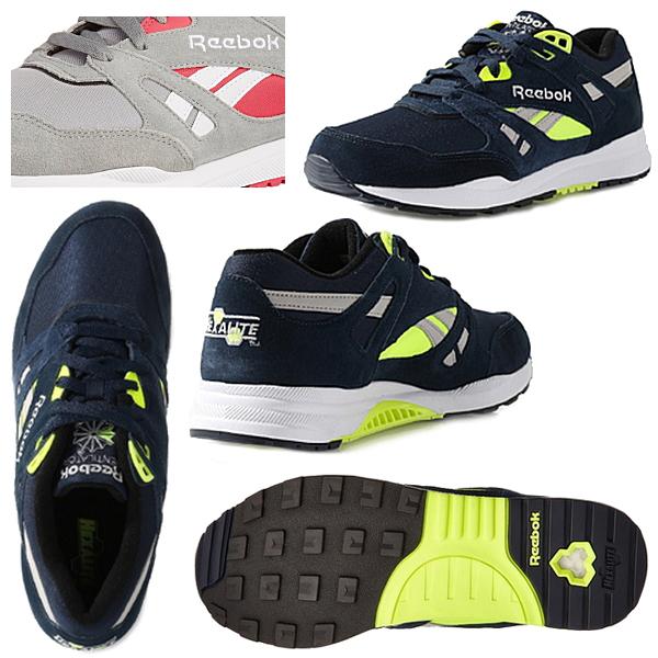 锐步呼吸机流行锐步通风机 [M46599/M46601] 妇女运动鞋鞋-