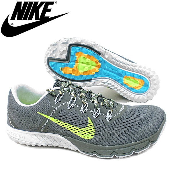 Nike Zoom Terra Kiger Trail Running Shoes 599117 070 Fast Shipping