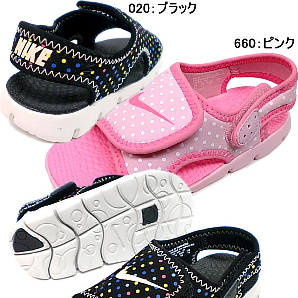 耐吉嬰兒小孩涼鞋[sanreiajasuto 4 TD]NIKE SUNRAY ADJUST TD[38萬6519]嬰兒涼鞋小孩涼鞋運動鞋●小孩