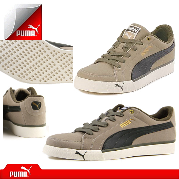 PUMA sneakers mens code points J 356601-02 SS POINT COURT PUMA shoes- b4e56892f