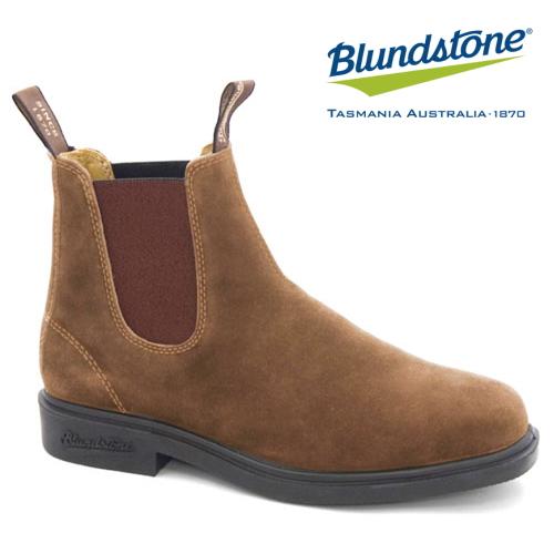 blundstone ブランドストーン サイドゴアブーツ メンズ Blundstone BS064680 ウェザークレージーホース ブーツ 本革