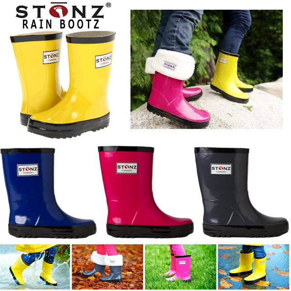 Reload of shoes | Rakuten Global Market: Stones kids rain boots ...