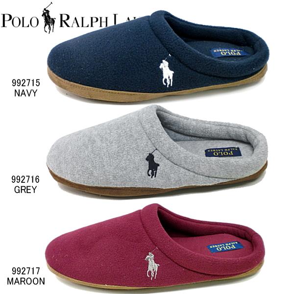 Polo Ralph Lauren Jacque Fleece Slippers HHuVI