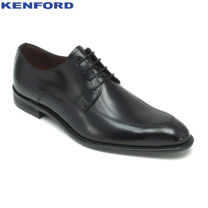 ケンフォード メンズ ビジネスシューズ KENFORD KB47AJ Uチップ 靴