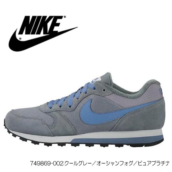 sports shoes 84e1e bde99 Nike women s MD runners MD RUNNER 2, 2 NIKE WMNS 749869-002 women s sneakers  retro running shoes Nike nike-