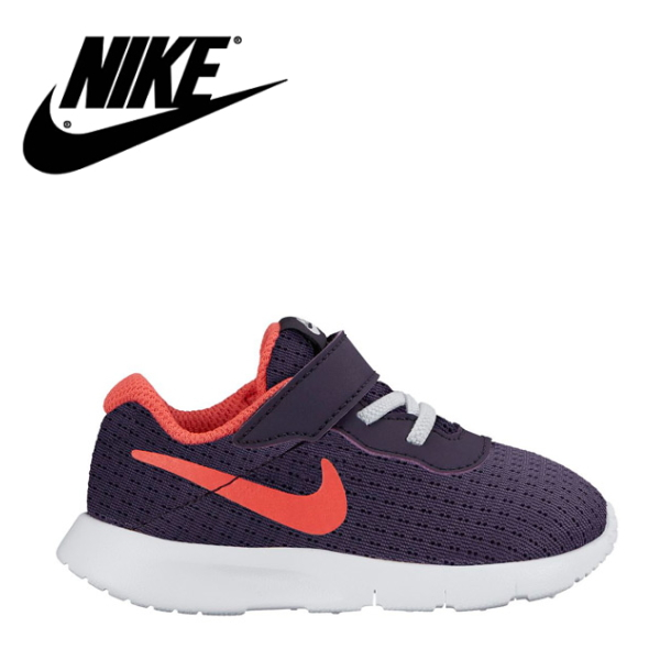 50% off new collection info for Nike kids baby sneakers tongue Jun NIKE TANJUN TDV 818,386-501