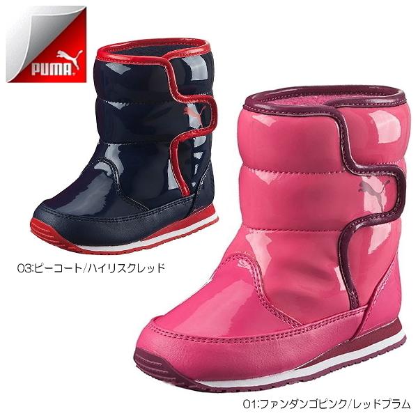 42d5c4840d29 Reload of shoes  PUMA winter B fan infant kids baby winter boots ...