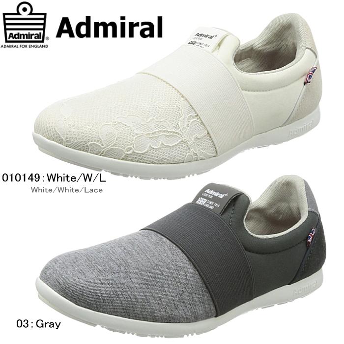 アドミラル レディース スニーカー フルウェル Admiral FULLWELL SJAD1709