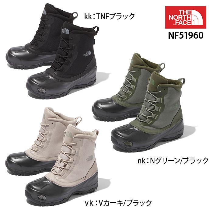 """ザ ノースフェイス スノーショット6""""ブーツテキスタイルV THE NORTH FACE Snow Shot 6 Boots NF51960"""
