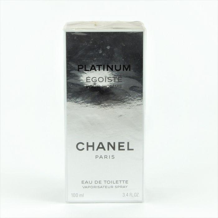 Chanel egoiste test