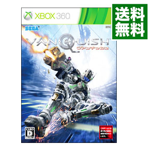 【中古】Xbox360 VANQUISH(ヴァンキッシュ) [武器DLカード使用・付属保証なし]