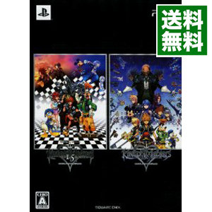 送料無料 中古 PS3 キングダム ハーツ 1.5 NEW売り切れる前に☆ 通信販売 スターターパック リミックス- 2.5 -HD
