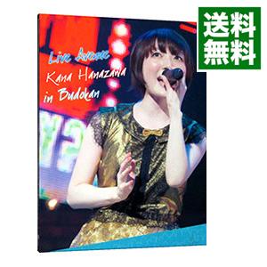 送料無料 中古 購買 ショッピング Blu-ray Live Avenue Kana Hanazawa 花澤香菜 in Budokan 出演