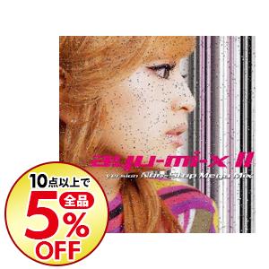 10点購入で全品5%OFF 中古 浜崎あゆみ 無料 2CD ayu-mi-x Non-Stop Mega Mix 激安 version II