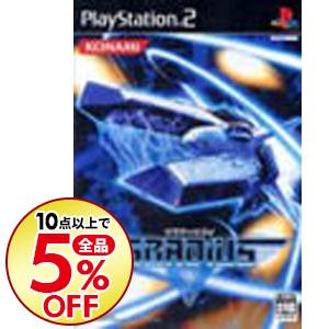 【10点購入で全品5%OFF】 【中古】PS2 グラディウスV