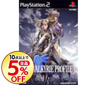 【10点購入で全品5%OFF】 【中古】PS2 ヴァルキリープロファイル2-シルメリア-