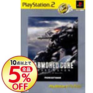 【10点購入で全品5%OFF】 【中古】PS2 ARMORED CORE LAST RAVEN PS2 the Best