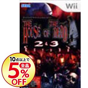 送料無料 贈物 10点購入で全品5%OFF 中古 Wii ザ オブ 2 新作送料無料 3リターン デッド ハウス