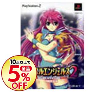 【中古】PS2 【ドラマCD(パニックライブエンジェルス)同梱】レッスルエンジェルス サイバー2 初回限定版