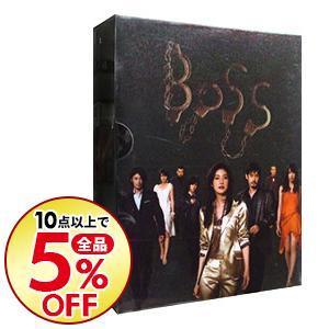 【中古】【特典DVD付】BOSS DVD-BOX / 邦画
