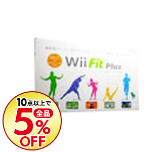 10%OFF 送料無料 10点購入で全品5%OFF 中古 Wii バランスボード バランスWiiボードセット Plus バランスボード説明書同梱 日本正規品 Fit