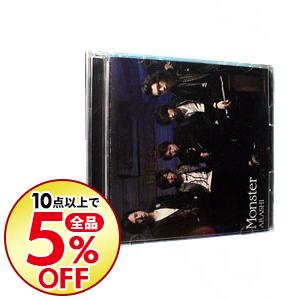 即納送料無料 10点購入で全品5%OFF 中古 嵐 CD 初回限定盤 DVD トラスト Monster