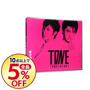 爆売りセール開催中 アウトレットセール 特集 10点購入で全品5%OFF 中古 CD DVD 東方神起 ジャケットA TONE