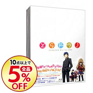 【中古】【Blu-ray】とらドラ!Blu-ray BOX 外箱・ブックレット・版権集・大橋タイムズ付 / 長井龍雪【監督】