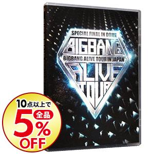ショップ 10点購入で全品5%OFF 中古 BIGBANG ALIVE TOUR 2012 IN 出演 今だけ限定15%OFFクーポン発行中 2012.12.05- DOME-TOKYO SPECIAL DOME JAPAN FINAL