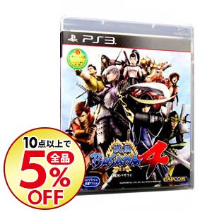 販売 10点購入で全品5%OFF 超人気 中古 PS3 戦国BASARA4