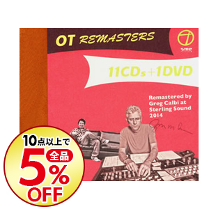 【中古】【11CD+DVD】OT REMASTERS 完全生産限定盤 / 奥田民生