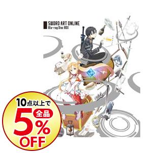 【中古】【Blu-ray】ソードアート・オンライン Blu-ray Disc BOX / アニメ