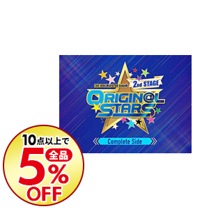 熱販売 【中古 Side】【Blu-ray】THE IDOLM@STER SideM 2nd 2nd STAGE-ORIGIN@L STARS-Live/ Blu-ray Complete Side/ DRAMATIC STARS【出演】, 【2018?新作】:9ed2e8ee --- canoncity.azurewebsites.net