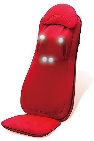 ドクターエア 3Dマッサージシートプレミアム MS-002RD ディープレッド ドリームファクトリー マッサージ器 即日出荷 ご購入ください 希少 本文をご確認の上