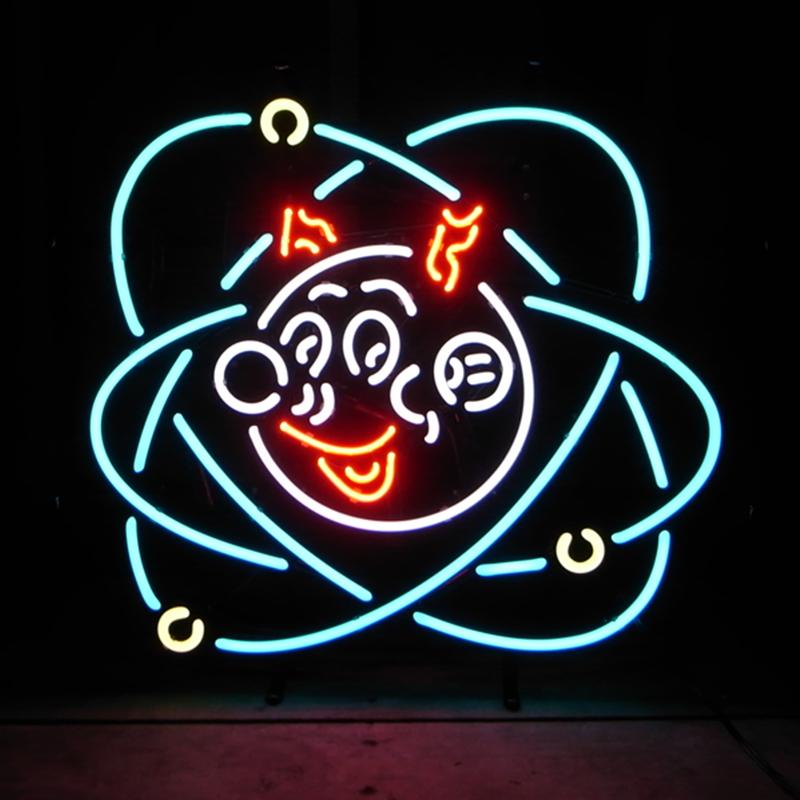 NEON SIGN ネオンサイン FEPC STAR ネオン看板 ネオン管 照明 ライト ガレージ アメリカン 壁掛け 壁飾り バー レストラン おしゃれ インテリア(メーカー直送、代金引き不可)