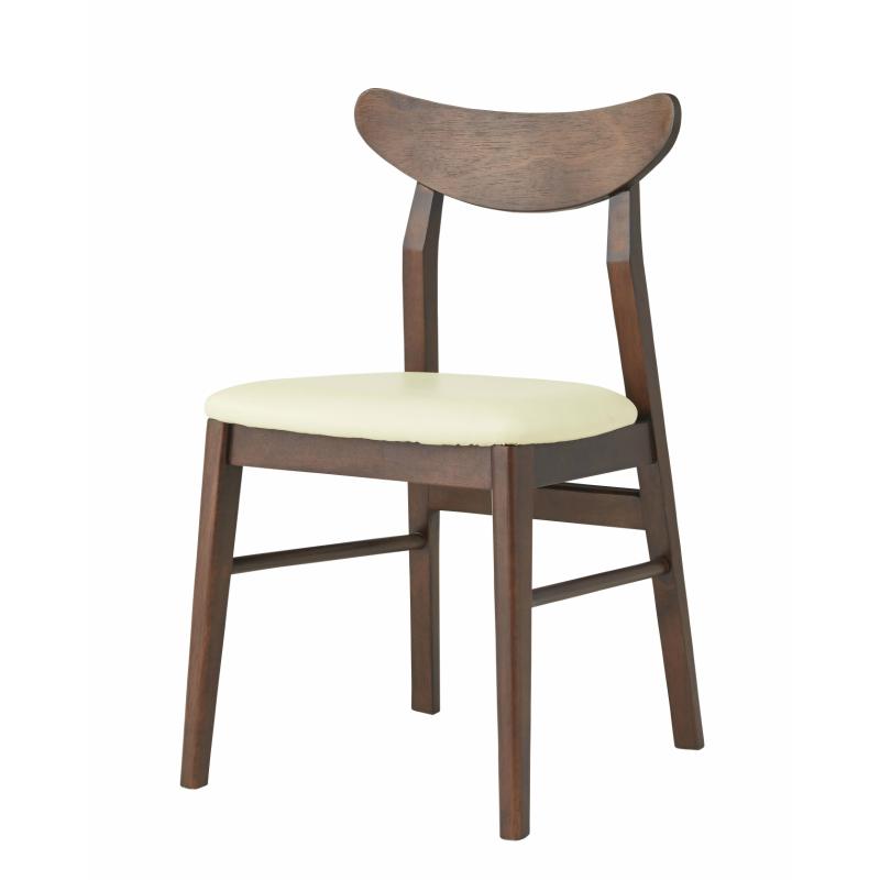 東谷 ピアニッシモチェア 木製 おしゃれ 椅子 チェア リビング キッチン ダイニングチェア 丈夫 しっかり AZUMAYA(メーカー直送、代引き不可)
