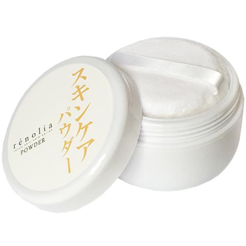 スキンケアパウダー 65g(紫外線からお肌を優しく保護)ファンデーション代わりに ベビーパウダー アトピー 素肌美