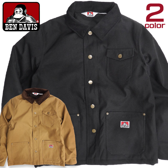 0c97bf557 All two colors of BEN DAVIS work jacket Ben Davis jacket men collar  corduroy Ben Davis WORK JACKET BENDAVIS ...