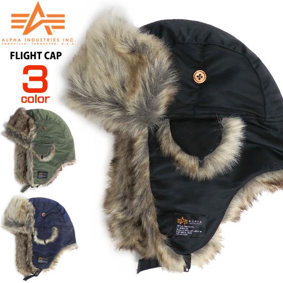 bde5b1d1557 ALPHA cap fake fur flight cap alpha pilot cap men nylon cap ALPHA  INDUSTRIES INC hat alpha industry military cold protection hat Lady s fur  ALPHA-503 in the ...