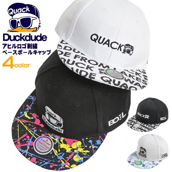 5c70cd4b79d DUCK DUDE cap whole pattern baseball cap men gap Dis duck dew door leech embroidery  hat DUCK DUDE by b-one-soul splashing pattern BASEBALL CAP fashion ...